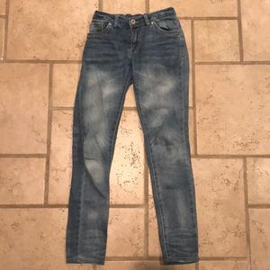 Size 10 levi's little girls jeans